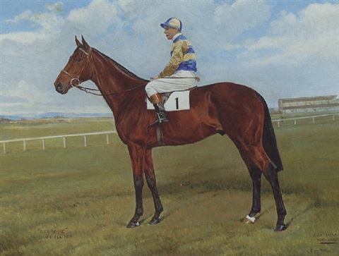 mr jb townleys sterope with ec elliott up by richard anscomb
