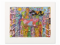 look-there are cows by james rizzi