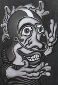 austronaut ahoi by hans krenn