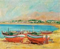 playa de alguirón, almería by francisco alcaraz