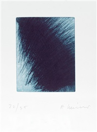 ohne titel by arnulf rainer