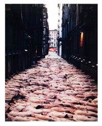 cortland alley ny by spencer tunick