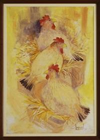 gallos by luis amendolla