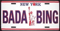 new york bada bing by steve kaufman