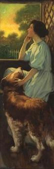 contemplation by warren b. davis
