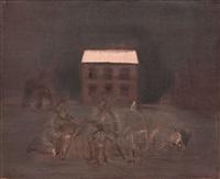 la maison mysterieuse by komet