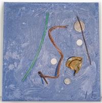 the l, the ll, the lapis lazuli by ida ekblad