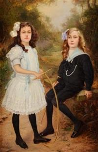 bafrère et soeur by paul plument de bailhac
