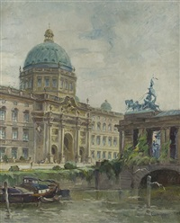 berliner schloss by betty jacobshagen-binder