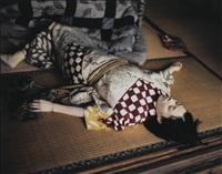 #21 otsuka nene wears tuzigahana (4 works) by izima kaoru
