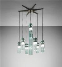 chandelier by fontana arte