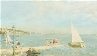 summer days by henry robertson craig
