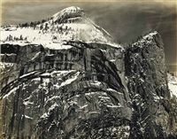 yosemite by edward weston