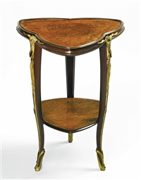 occasional table by louis majorelle