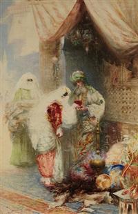 le marchand de bijoux by ettore simonetti