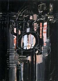 le chant de la nuit by jean-françois alexandre couy