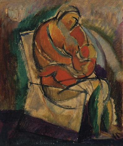 mother and child by vladimir tatlin