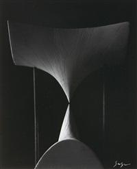 mathematical foam: surface 0045 by hiroshi sugimoto