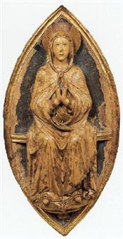 la madonna assunta by domenico spinelli di nicolo de cori