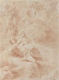 choc de cavalerie by francesco giuseppe casanova