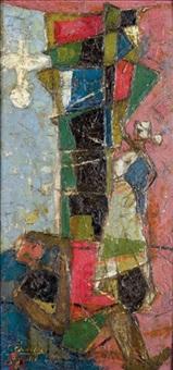 ladder by shiavax chavda
