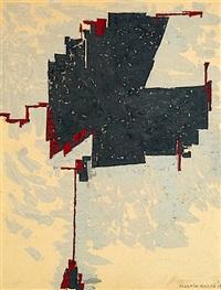 sans titre, n°7 by martin barré
