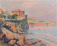 villas à la pointe-rouge, marseille by henri aurrens