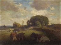 meadows of lyme by william henry howe