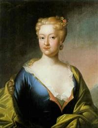 ebba margaretha de la gardie by olof arenius
