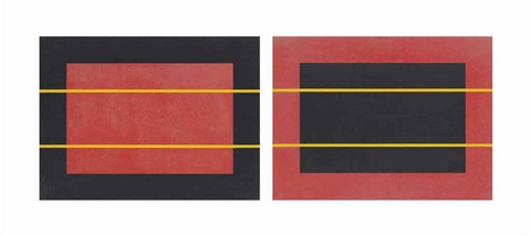 untitled chinati 1 2 set of 2 by donald judd