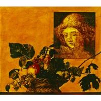 a eulogy to art and life, to caravaggio and da cortona (study i) by david bierk