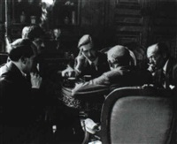 prime minister in council by lucien aigner