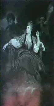 mrs. siddons as the tragic muse (after sir joshua rey-   nolds, p.r.a.) by moses haughton the younger