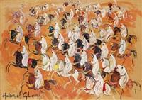 46 cavaliers by hassan el glaoui