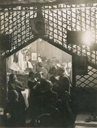 soirée au monocle by brassaï