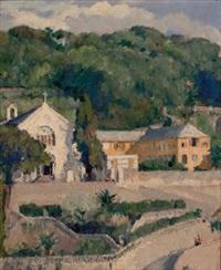 convent des capucins in sestri levante (italien) by beatrice fossa-calderon