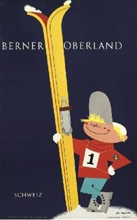 berner oberland by edi hauri