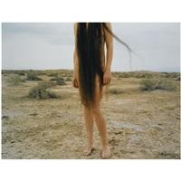 maria magdalena #2 (judean desert) by noel jabbour
