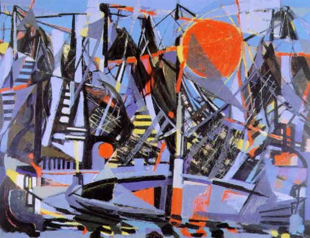 les bateaux by georges arditi