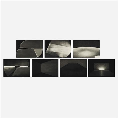 deep sky portfolio of 7 by james turrell