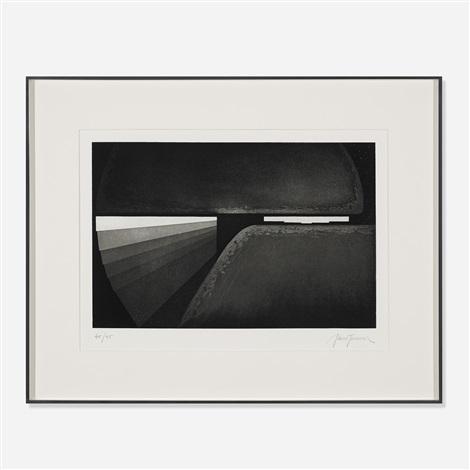 deep sky (portfolio of 7) by james turrell