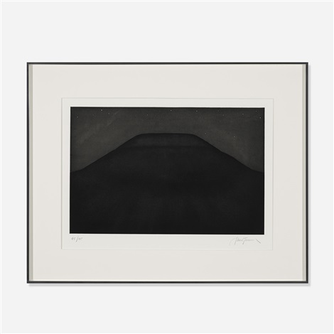 deep sky portfolio of 7 by james turrell