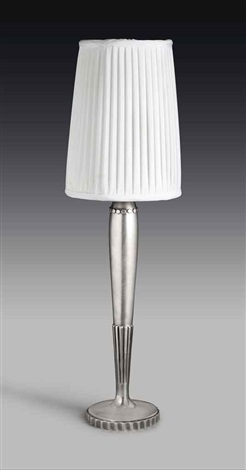 table lamp by émile jacques ruhlmann