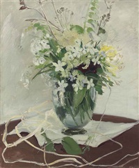 just flowers by william nicholson