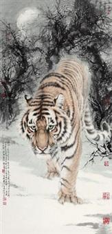 风月无边图 by meng xiangshun