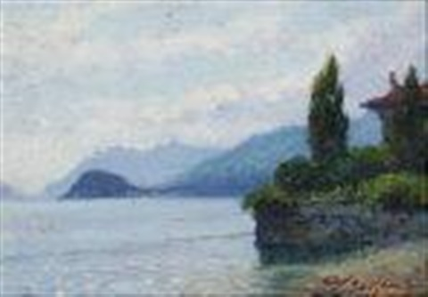 punta di bellagio menaggio by licinio barzanti