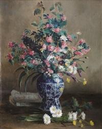 bouquet de fleurs des champs by adolphe albert