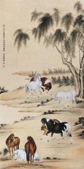 八骏图 by ma jin