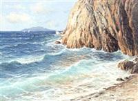 the capri coast by michele frederico