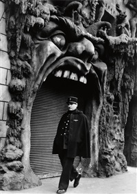 l'enfer by robert doisneau